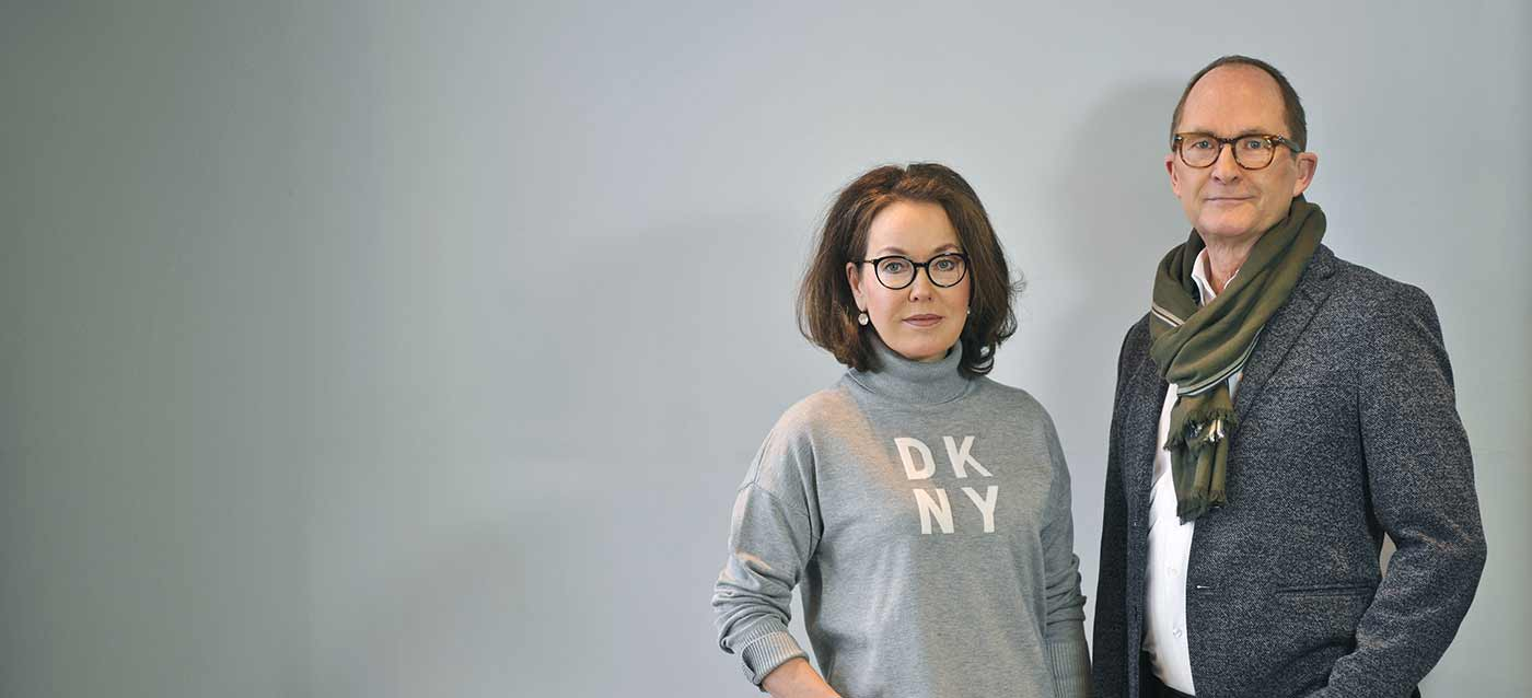 Katharina Marwitzky-Winkler & Stefan Winkler I MARWITZKY HOMESTORIES Lübeck