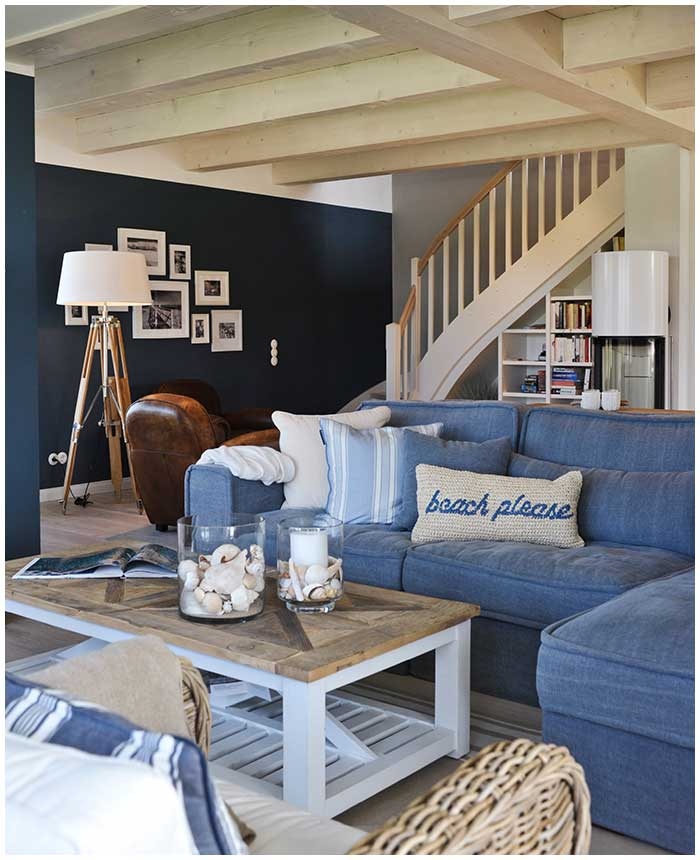 MARWITZKY HOMESTORIES Einrichtungen | Groß Schwansee Livingroom