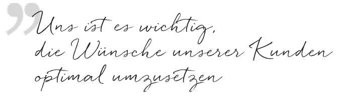 MARWITZKY HOMESTORIES Einrichtungen | Handwriting